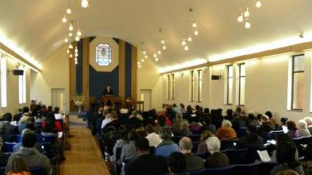 Healthy habits, healthy Church Art Work