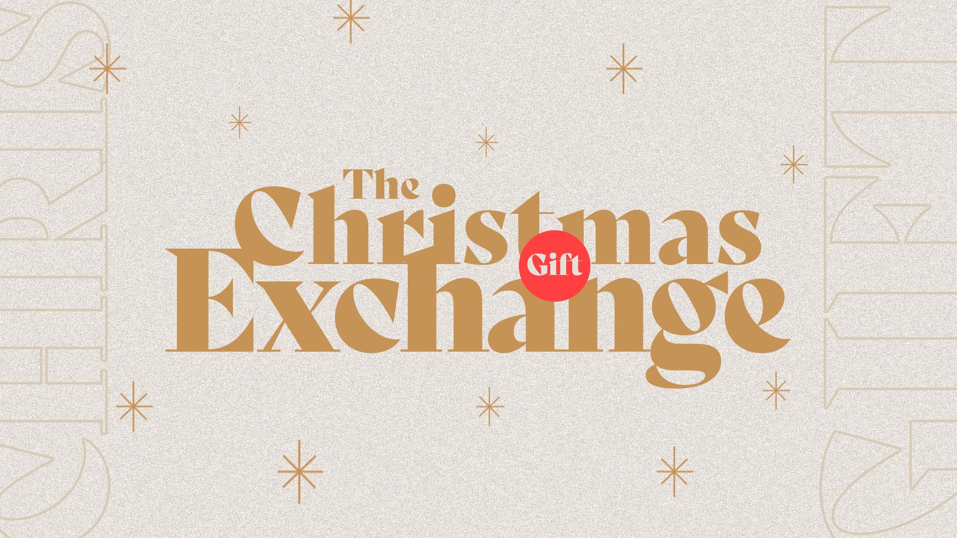 The Christmas Gift Exchange Pt1 - Audio