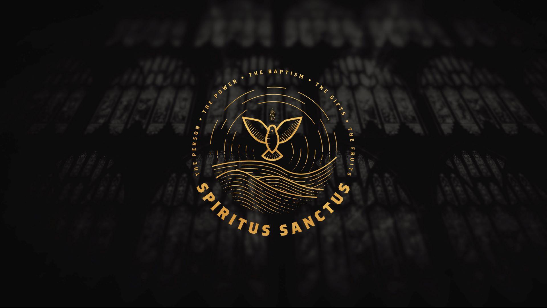 Spiritus Sanctus: The Person - Audio