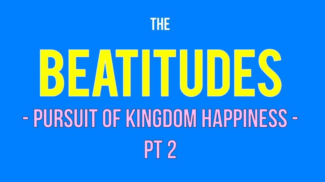 Pursuit of Kingdom Happiness Art Work