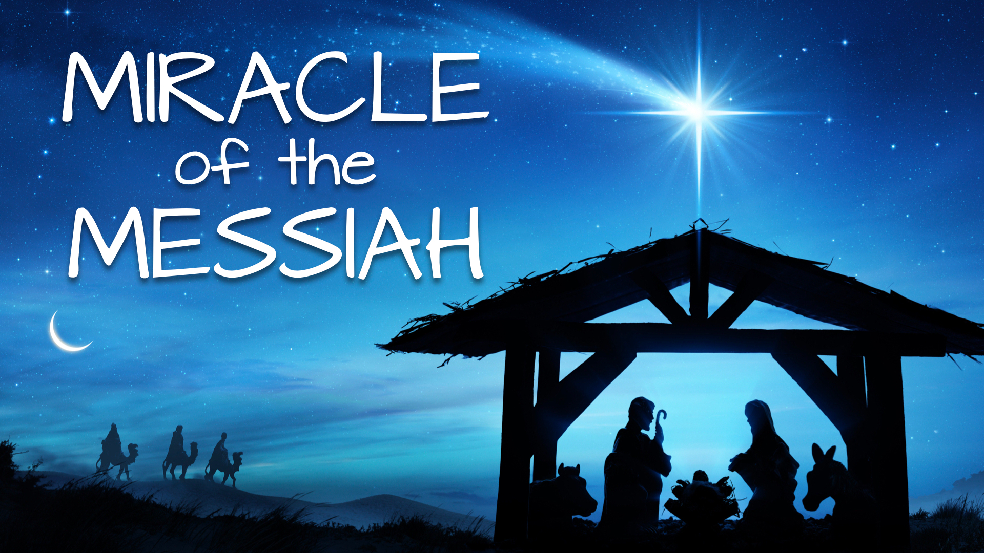 The Miracle of the Messiah Art Work