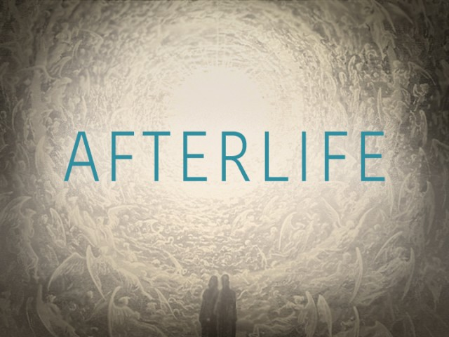 AFTERLIFE Part 5: Beyond Your Wildest Dreams Art Work