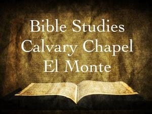 Calvary Chapel El Monte